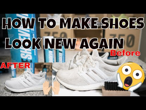 Reshoevn8r Product Review  | How to clean shoes 101