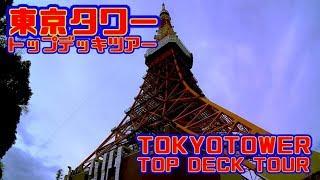 2019年1月に愛宕神社の帰りに東京タワーに寄ってみました。久々すぎて何...