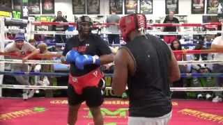 """Video Heavyweights slug it out in the Mayweather Boxing Club- AKA """"The Dog House"""" download MP3, 3GP, MP4, WEBM, AVI, FLV Agustus 2017"""