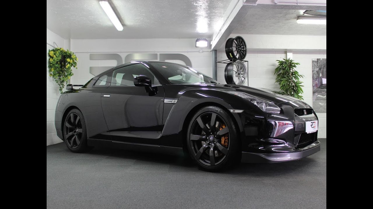 nissan gtr r35 for sale at rs direct specialist cars youtube. Black Bedroom Furniture Sets. Home Design Ideas
