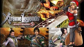 Dynasty Warriors 5: Xtreme Legends (Korean Dub) Stream