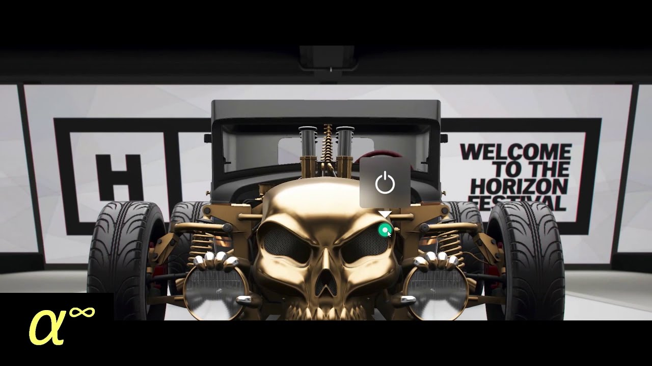 forza horizon 4 test hot wheels bone shaker 2011 youtube. Black Bedroom Furniture Sets. Home Design Ideas