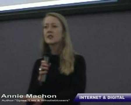 9/11 False Flag Terrorism Annie Machon Whistleblower 2007