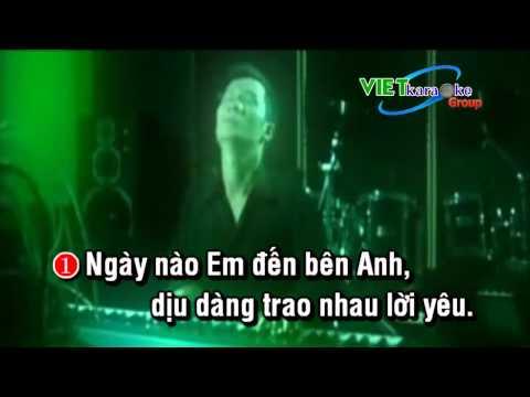 MINH MAI QUEN NHAU THAT SAO - HOANG BACH KARAOKE (DEMO).mpg