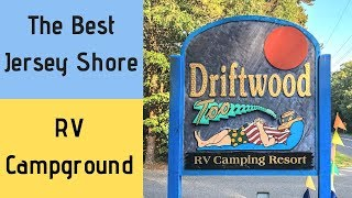 THE BEST CAMPING AṪ THE JERSEY SHORE