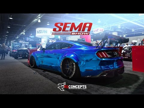SEMA 2015 | Hot Cars/Best of SEMA Cruise/Best of SEMA Ignited | R1 Concepts