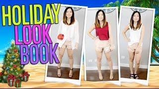 Festive Lookbook | Summer  [BBQ, Dinner, Party]