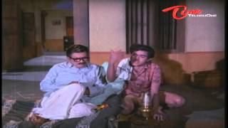 Allu Ramalingaiah Comedy Scene With His Servant