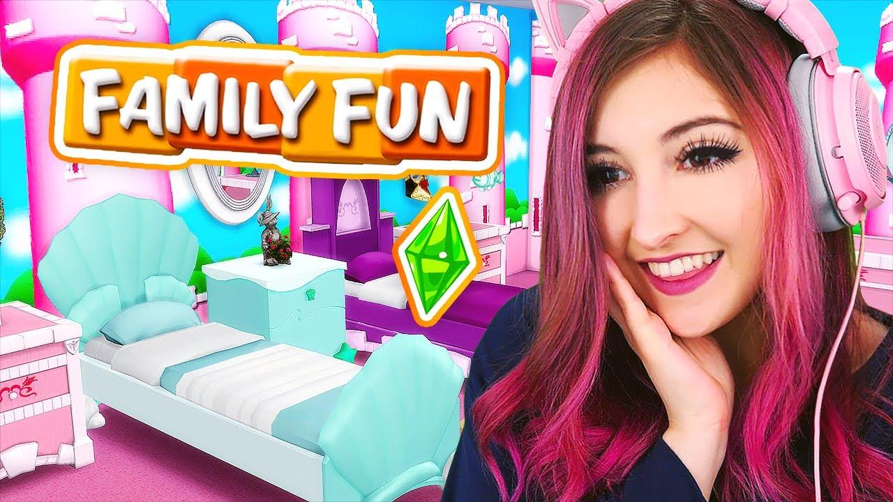 The Sims 4 Family Fun Stuff is a dream come true thumbnail