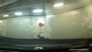 尖沙咀國際廣場停車場 (出) iSQUARE Carpark in Tsim Sha Tsui (Out)