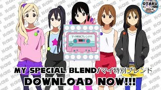 my special blend - A Fan Bundle of K-ON Songs - Download Now!!! Mp3