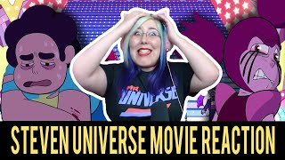 SPINEL IS LIFE - Steven Universe The Movie Reaction - Zamber Reacts