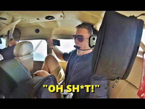 Pulling ZERO G's in a CESSNA 172! (Flying to Daytona Beach Int'l)