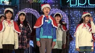 第12回ビッグツリーページェント フェスタin KORIYAMA(橘小学校合唱部)