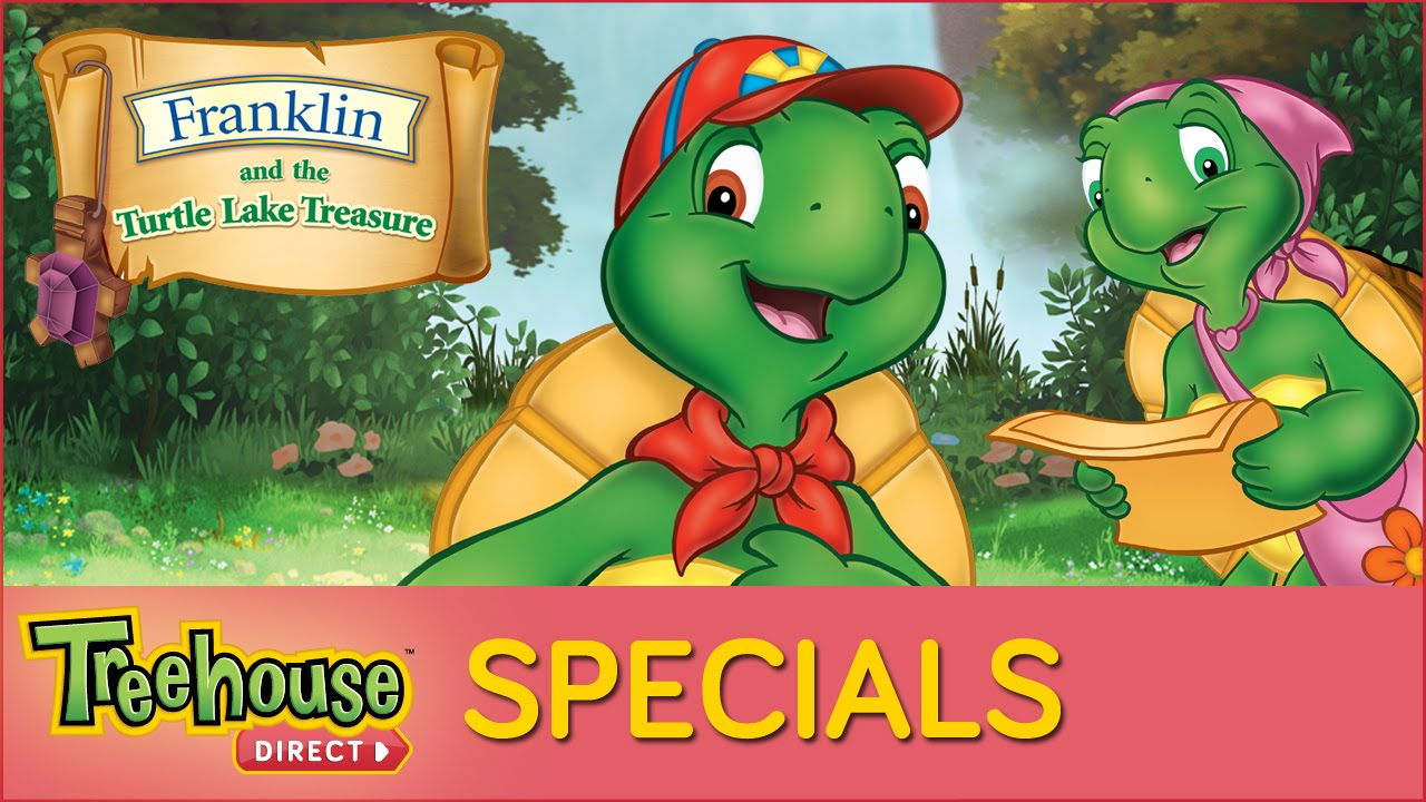 Uncategorized Picture Of Franklin The Turtle franklin and the turtle lake treasure special youtube