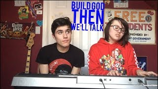 Panic! At The Disco - 'Build God Then We'll Talk' (Cover) featuring Anna Minick