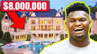 What NBA Rookies Spend Their Riches On