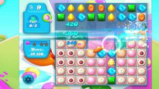 Candy Crush Soda Saga Level 223 three stars  HARD LEVEL