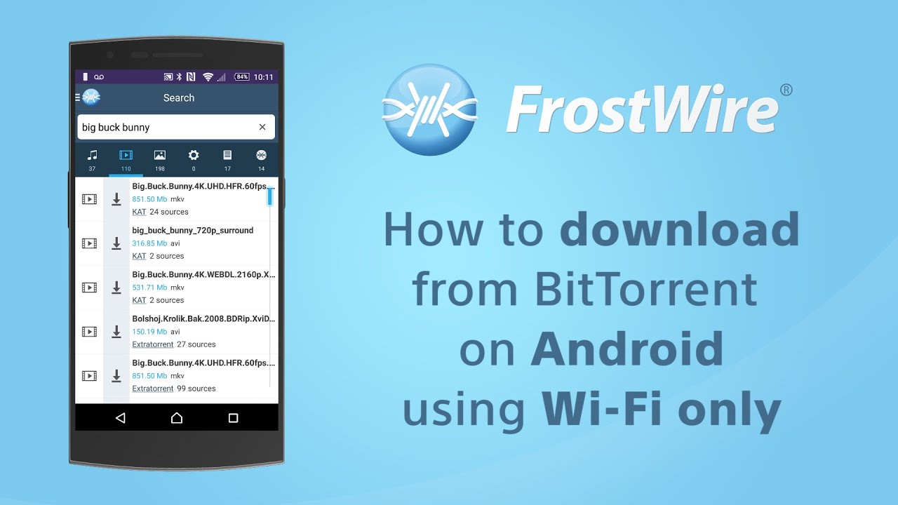 frostwire android