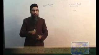Arabi Grammar Lecture 08 Part 03 عربی  گرامر کلاسس