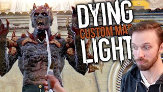 RIDE OR DIE | Dying Light Custom Map - Harran The Ride