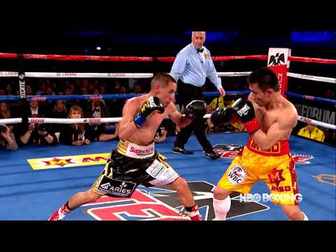 Fight highlights: Srisaket Sor Rungvisai vs. Juan Francisco Estrada (HBO Boxing After Dark)