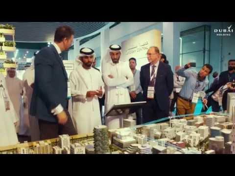 Dubai Holding at Cityscape Global 2016  دبي القابضة في معرض سيتي سكيب