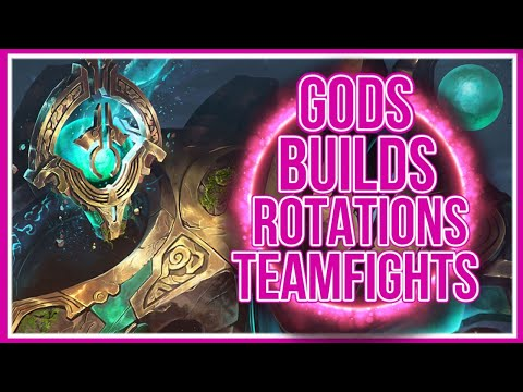 The ONLY Support Guide You'll Ever Need for SMITE Season 7!