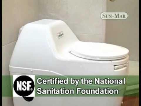 Composting Toilets Sun Mar