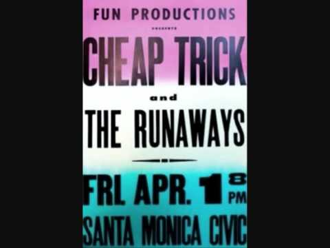 Cheap Trick Southern Girls Youre All Talk