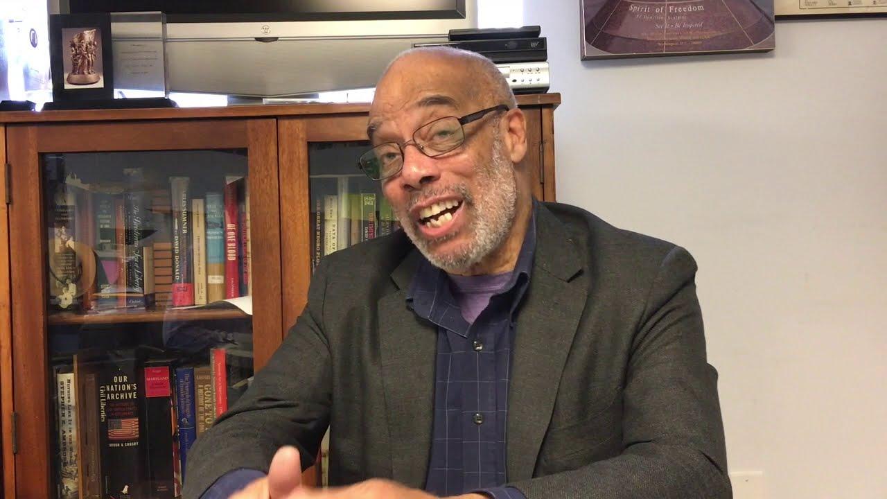 Julian Bond Oral History Project: Charlie Cobb