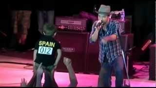 HOOBASTANK - Crawling In The Dark - Live @  the Alameda County Fair Pleasanton, Ca 7/6/2012