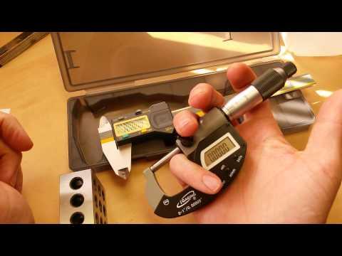 Digital Cailper Round-Up (:3:) Proper Use, Care & Measurement Techniques ~Digital Caliper Micrometer