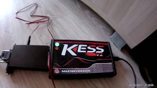 Kess v2 bosh me17.9.7 уаз Патриот