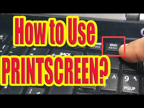 How to PrintScreen on Windows 10, 8 and 7 Easily