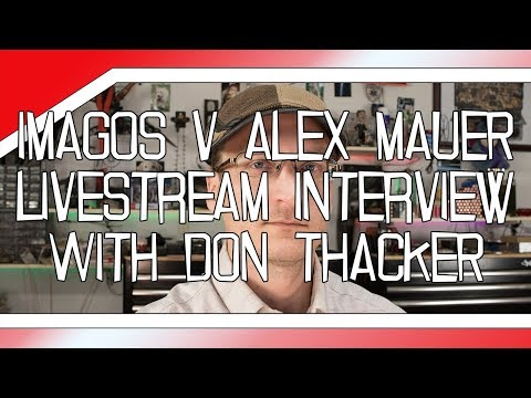 Imagos v. Alex Mauer - Interview with Don Thacker and reviewing the filings