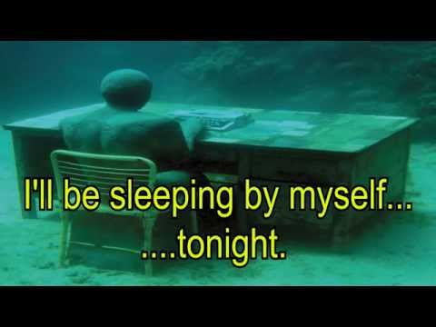 Sleeping by myself (Eddie Vedder) - Karaoke