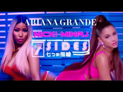 Ariana Grande • 7 Sides (ft Nicki Minaj) | Mash-Up |