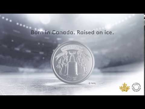 125th Anniversary of the Stanley Cup® Commemorative Quarter