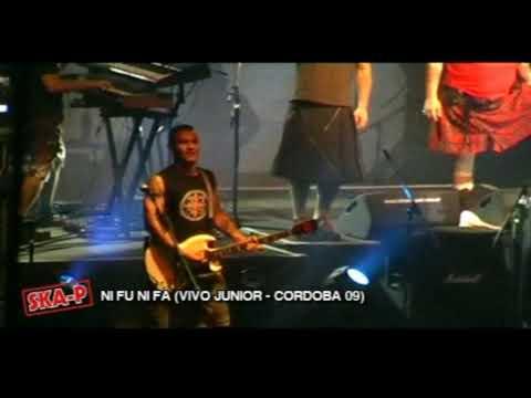 SKA-P NI FU NI FA EN VIVO ESTADIO JUNIOR CORDOBA 06-11-09