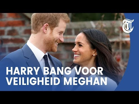Zeldzaam statement prins Harry over Meghan