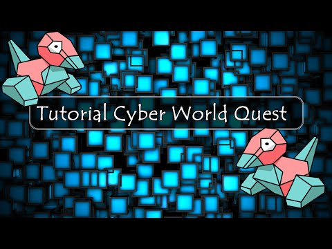 Cyber World Quest