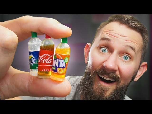 10 of the Worlds Smallest Foods that You Can Eat!