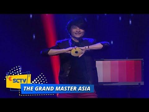 Penampilan Jeff Lee Buat Jeffrey Tam TERHERAN-HERAN   The Grand Master Asia Top 6
