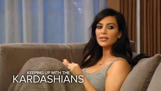 KUWTK | Kim Shares Super-Awkward Info About Kris Jenner | E!