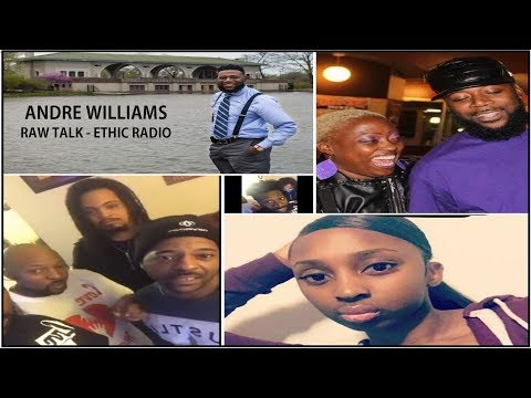 Ken'neka Jenkins: Andre Williams on Raw Talk - Ethic Radio