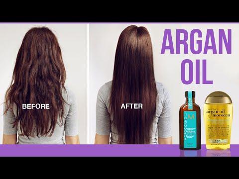 5 Best Argan Oil for Hair & Skin