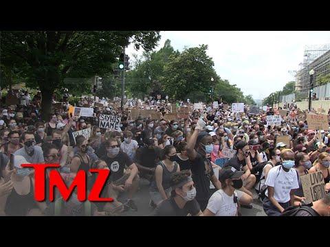 Washington D.C. Protesters Take To The Streets | TMZ