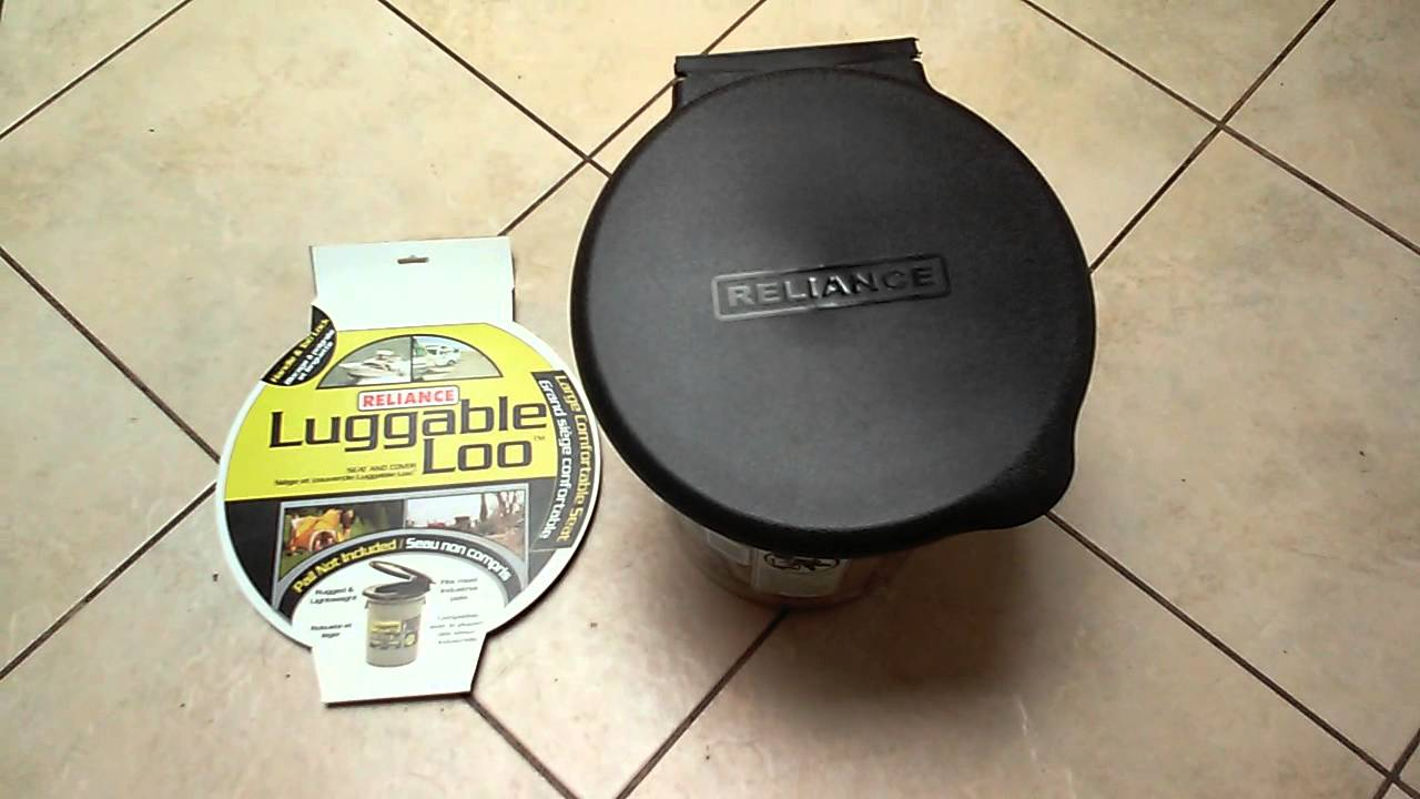 Burner Review: Luggable Loo