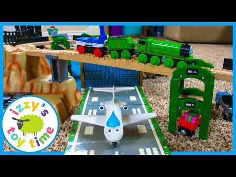 Thomas and Friends Jeremy Hangar! Fun Toys and Toy Trains for Kids